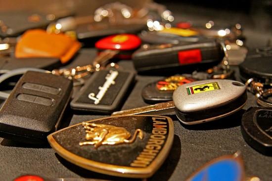 Auto sleutels